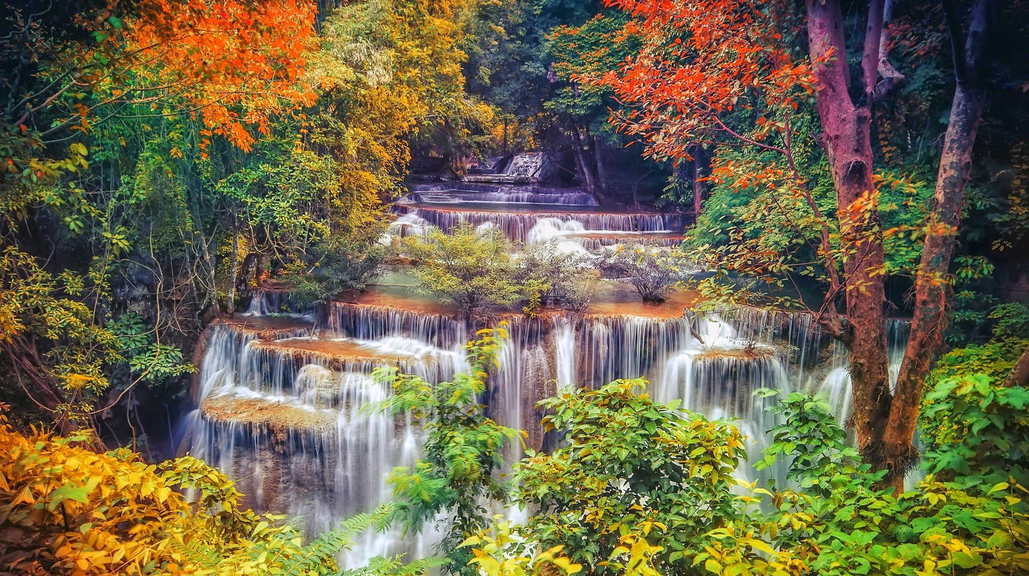 waterfall photo free download