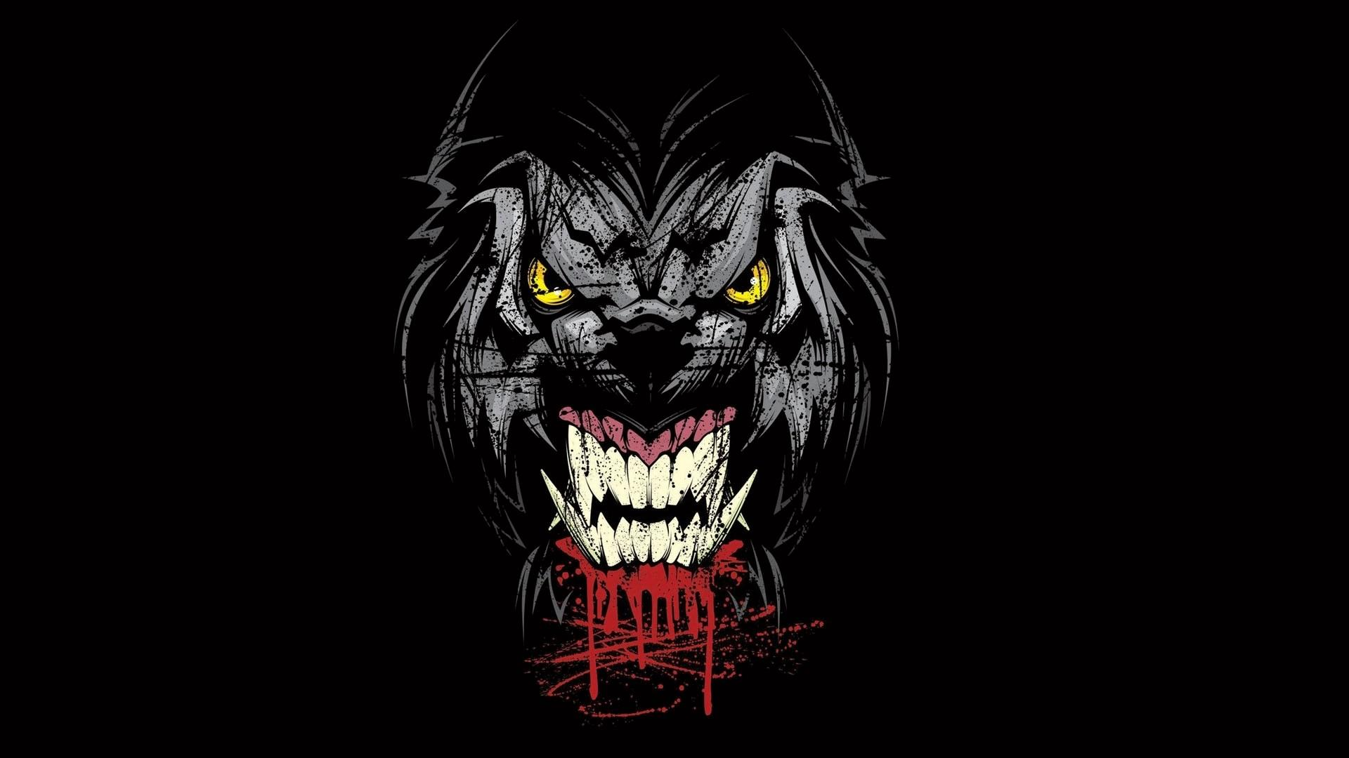 werewolf wallpaper 1920x1080