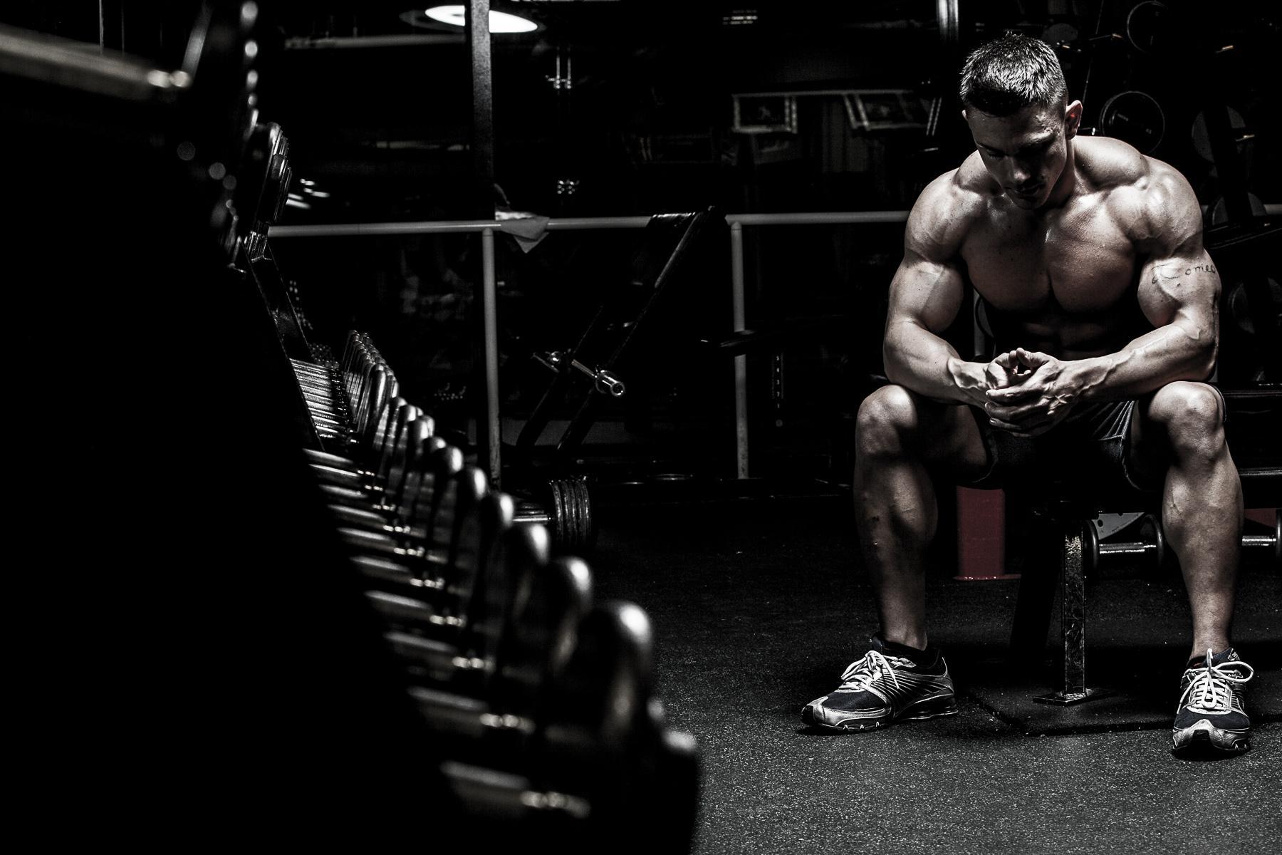 wallpaper gym