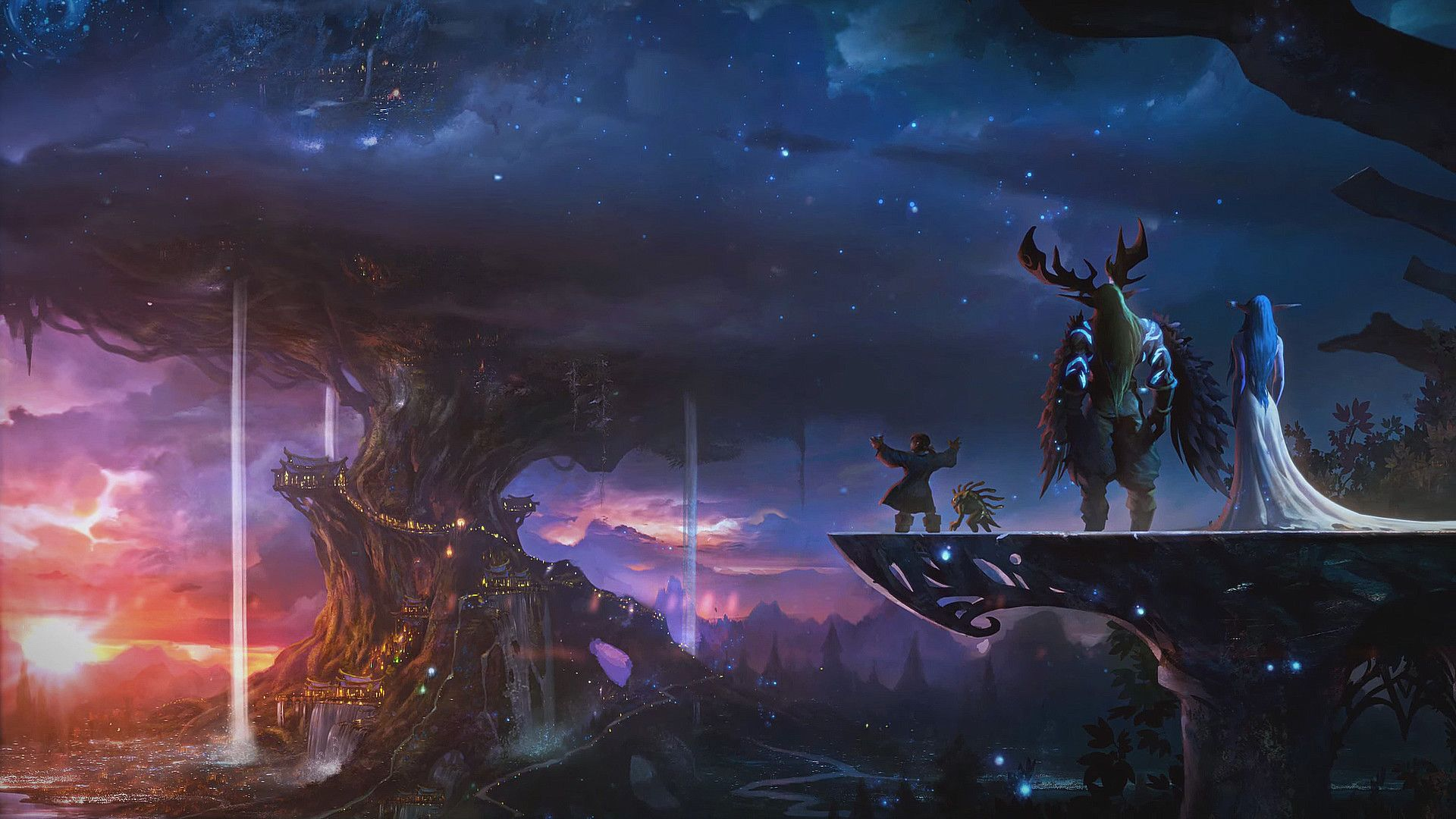 wallpapers world of warcraft