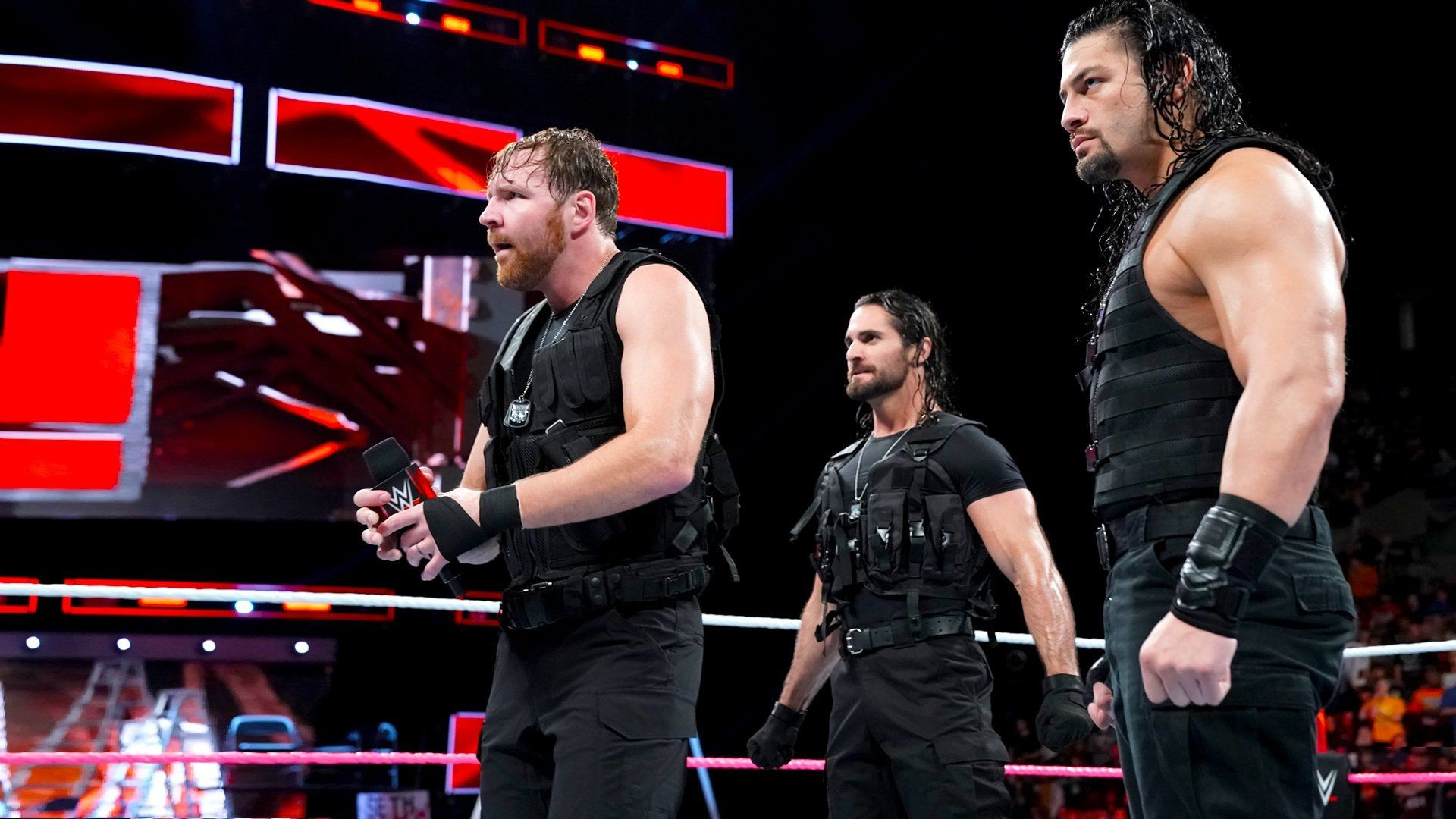 The shield, cool wwe wallpapers