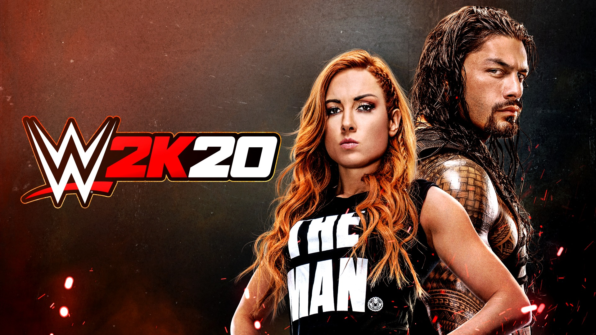 wwe 2k20 wallpapers