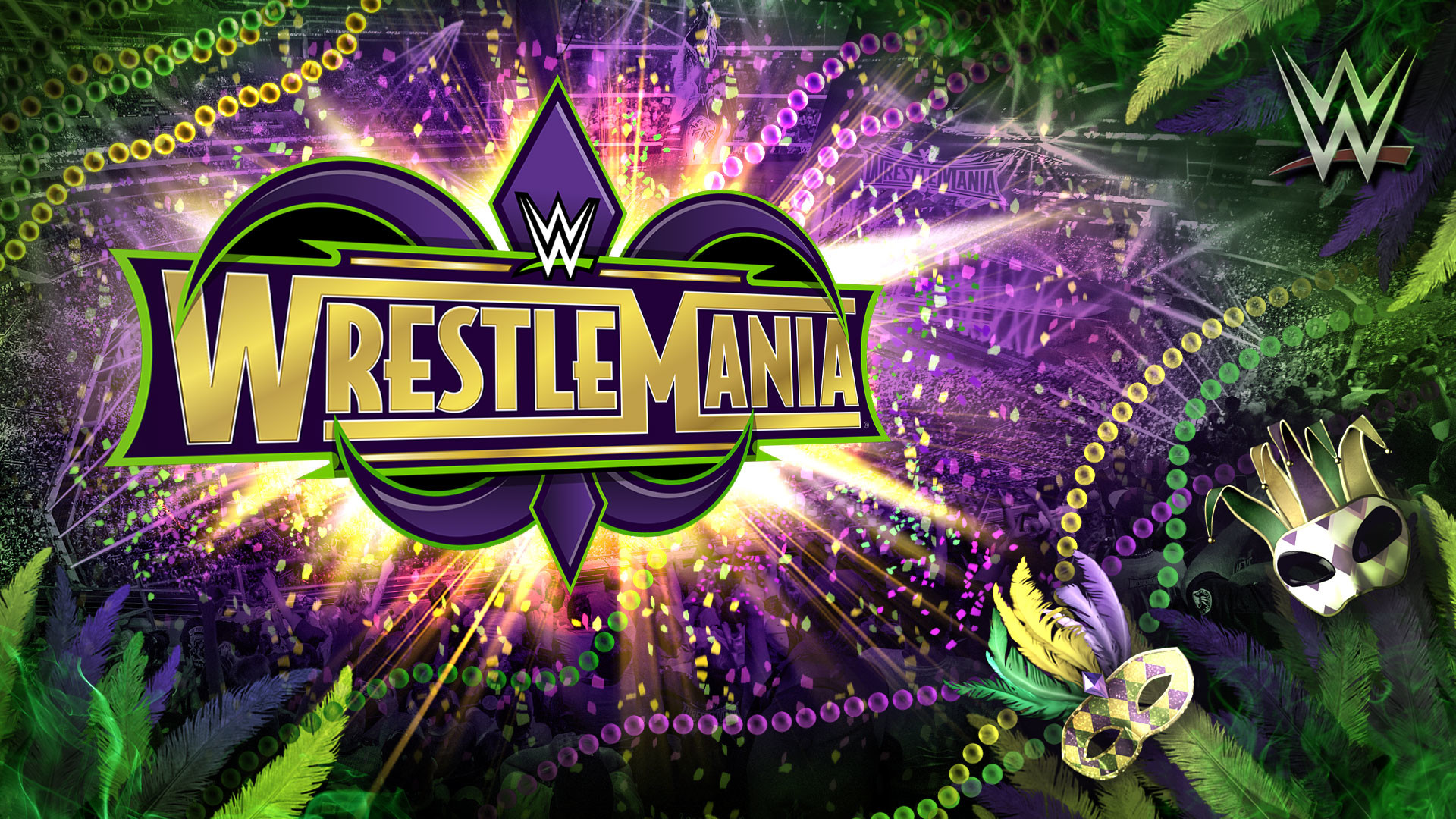 wwe desktop background