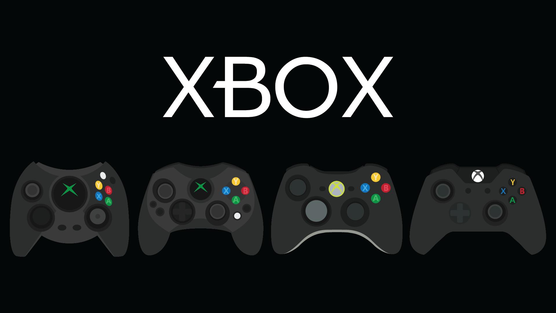 Xbox Wallpaper 18 1920 x 1080