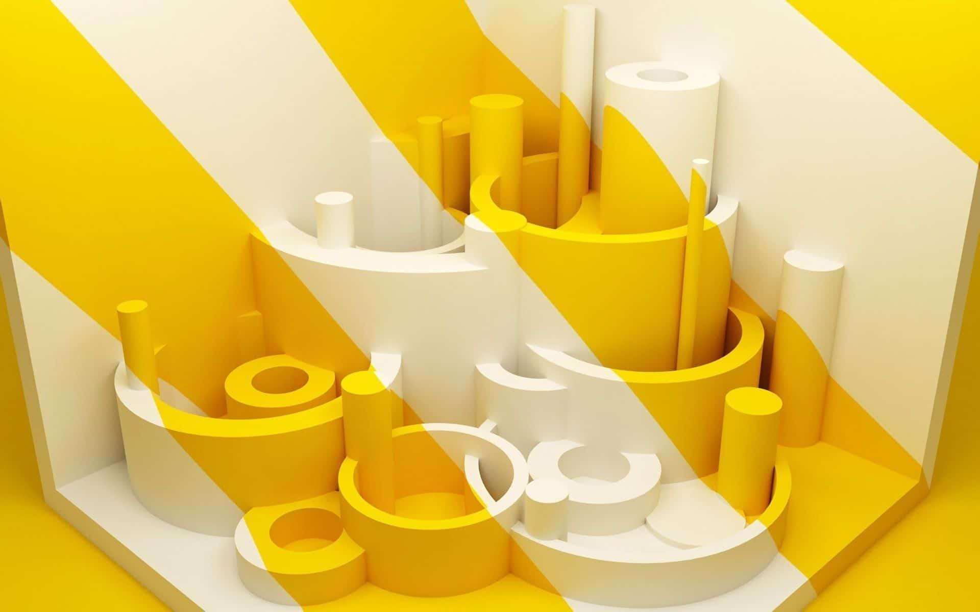 yellow aesthetic wallpaper baddie