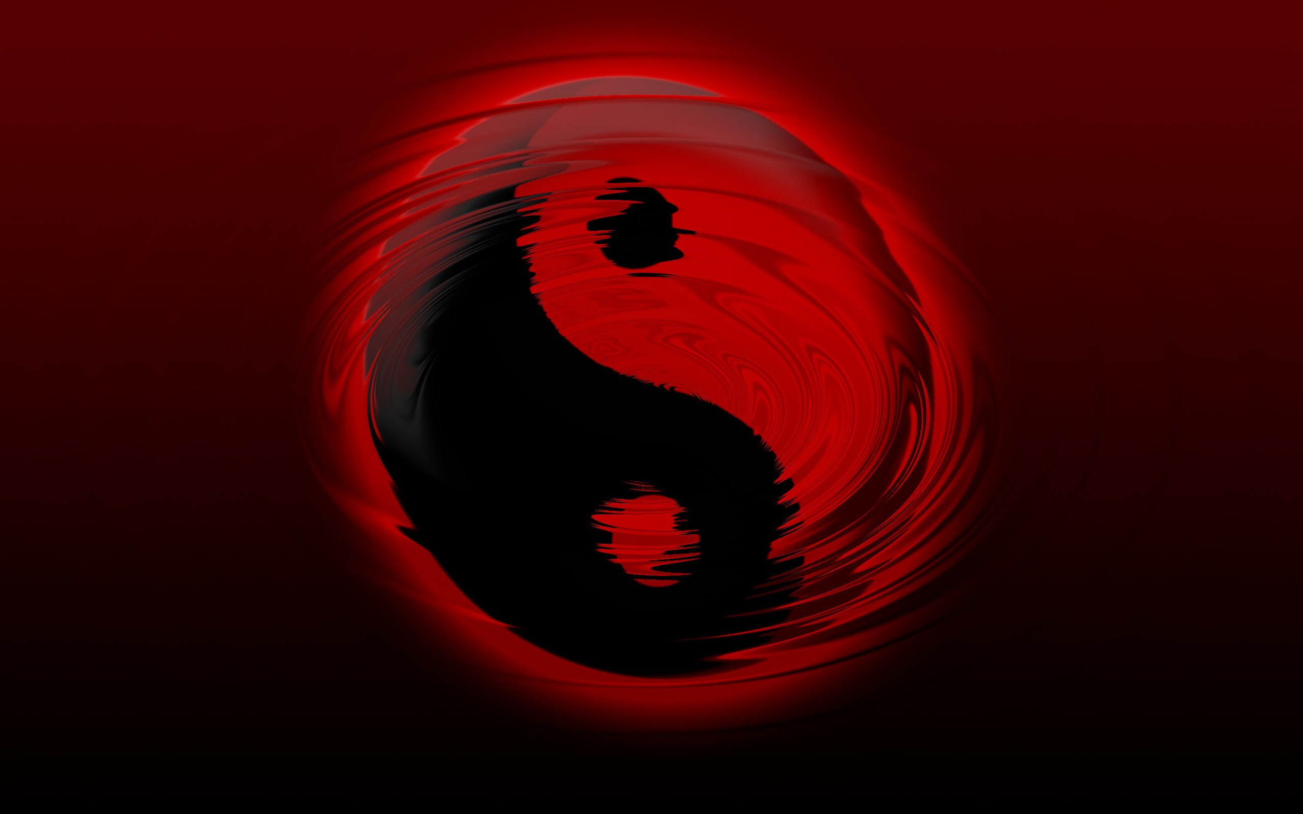 wallpapers yin yang