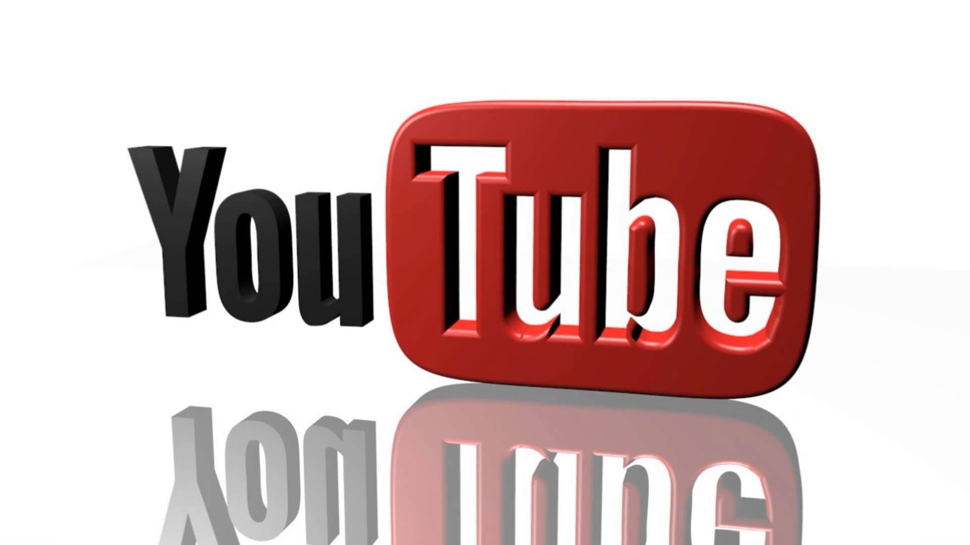 youtube logo background