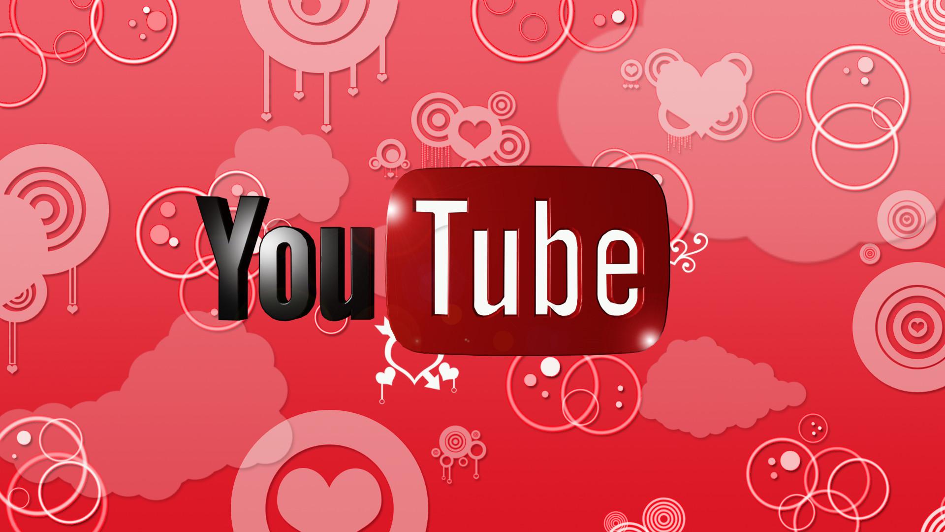cool youtube logo