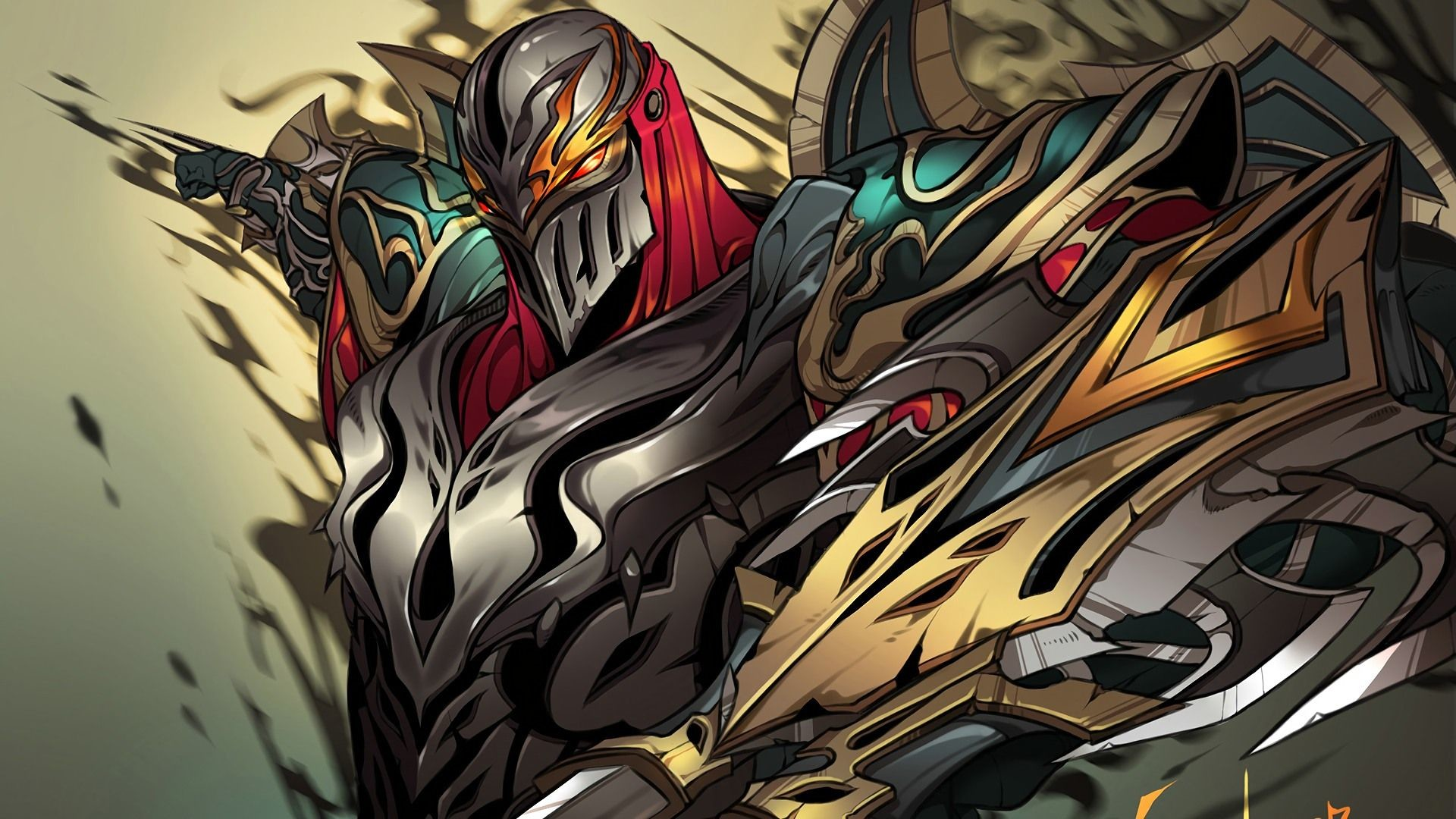 project zed skin, shockblade zed wallpaper