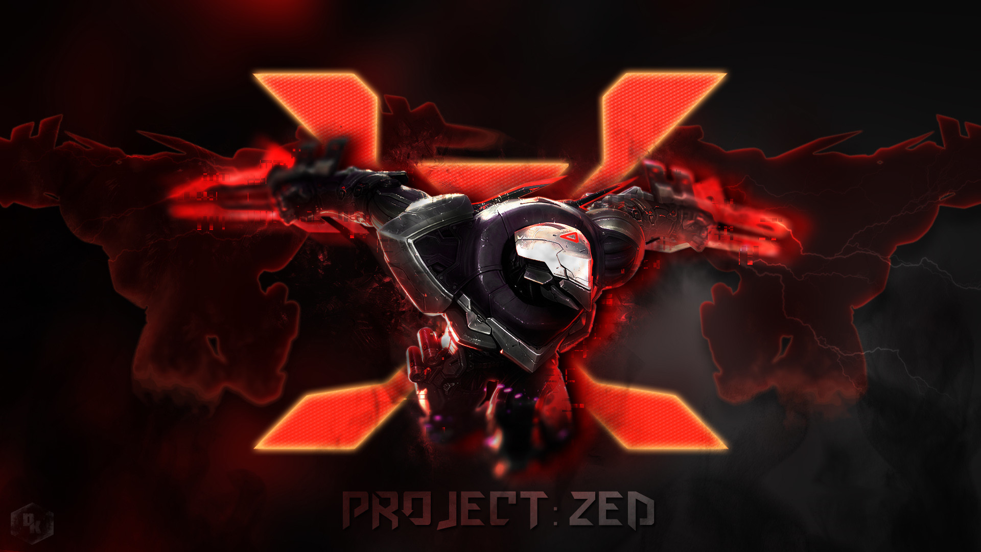 project zed splash art, skt t1 wallpaper