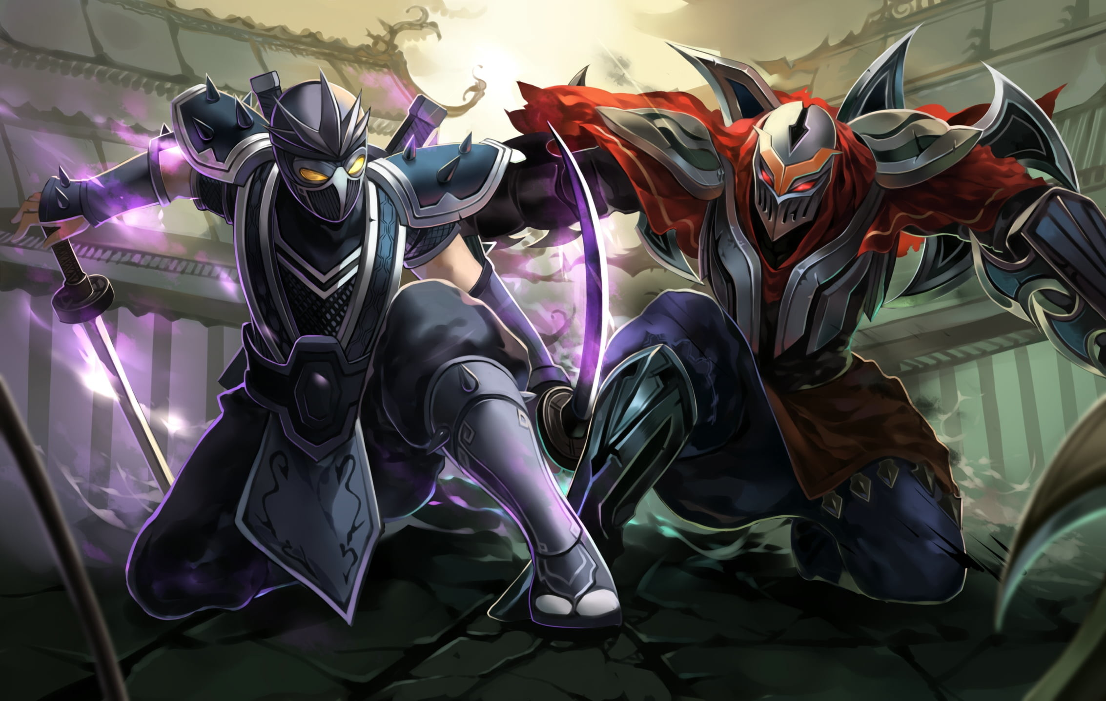 league of legends project zed, unmasked zed