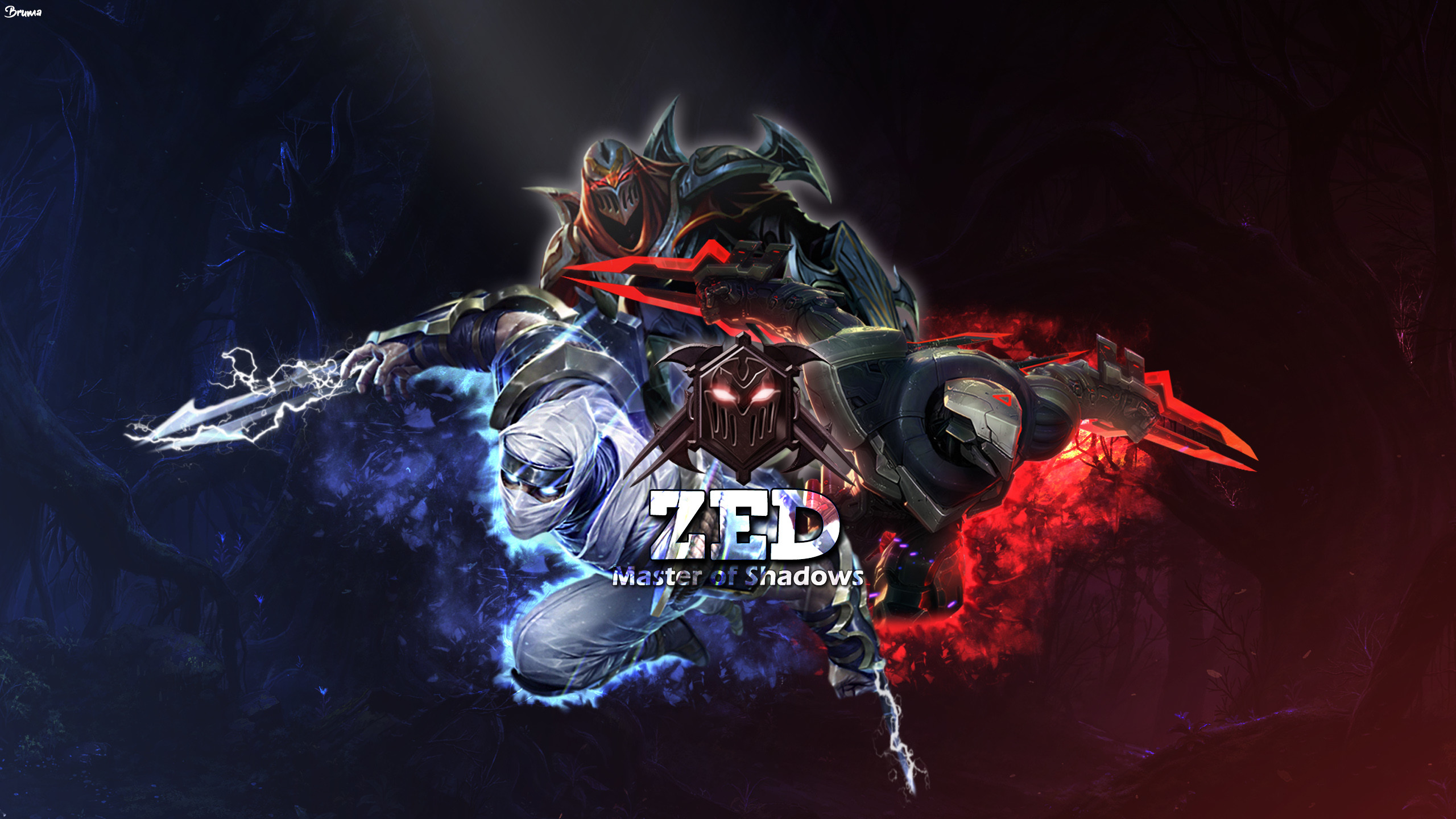 championship zed splash art